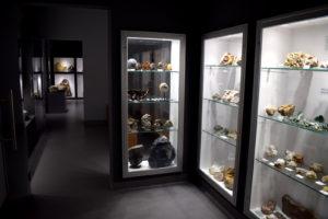 Muzeum minerałów i skamieniałości w Świętej Katarzynie - kolekcja