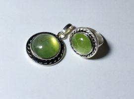 Biżuteria kamieni naturalnych
