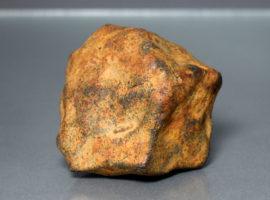 Wystawa meteorytów w muzeum w Świętej Katarzynie