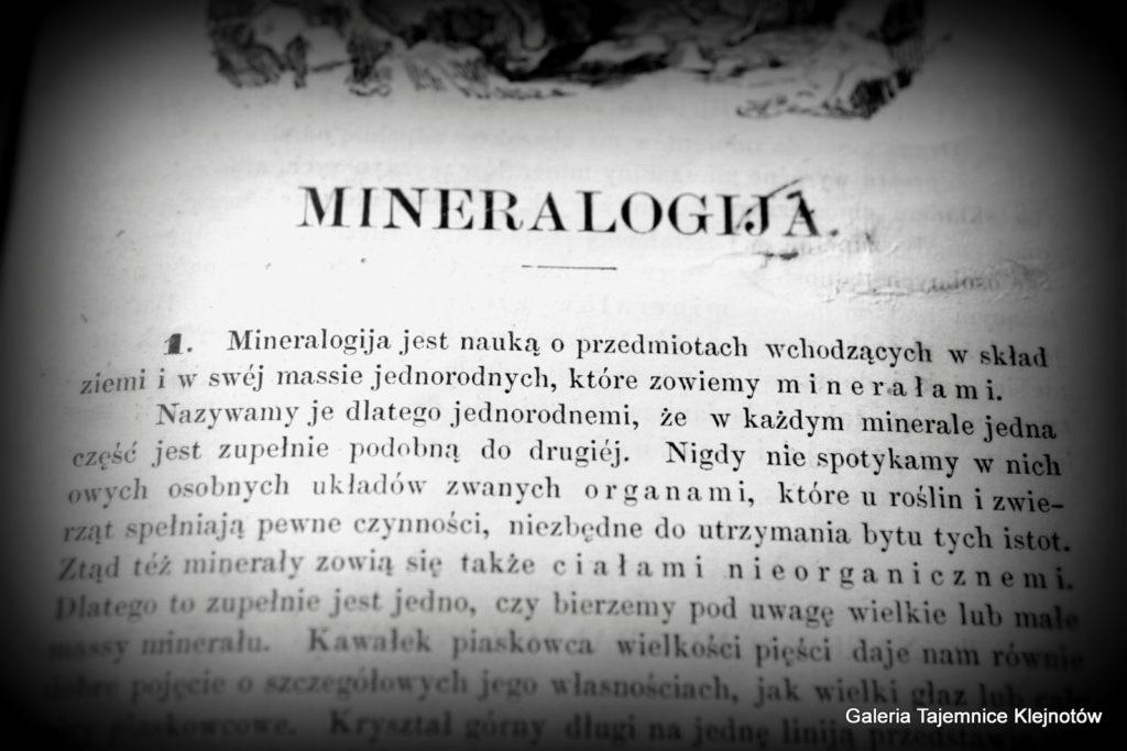 minerał