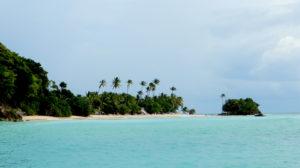 Plaża w Dominikanie.