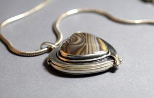 Biżuteria sentymentalna - puzderko na zdjęcie